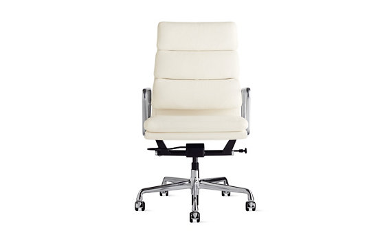 Eames Soft Pad Executive Chair With Pneumatic Lift Design Within Reach D