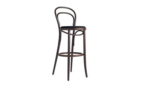 Era Barstool with Upholstered Seat