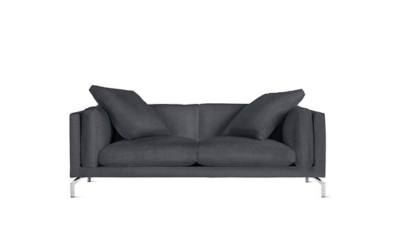 "Como Sofa 80"", Pebble Weave"