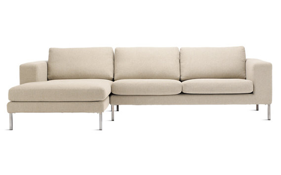 Neo Sectional Chaise Left