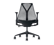 Sayl Task Chair, Adjustable Arms & Seat