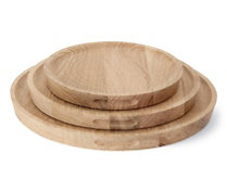 Circular Serving Boards, Set of 3