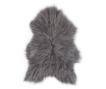 Icelandic Sheepskin Throw, Small