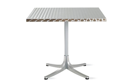 Inox Table - Square