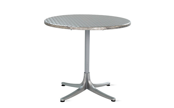 Inox Table - Round
