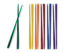 Stella Chopsticks, Set of 6 Pairs
