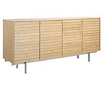 Sussex Tall Credenza with Four Drawers
