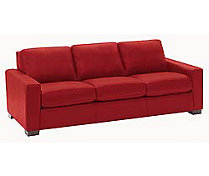 "Portola 84"" Sofa in Ultrasuede"