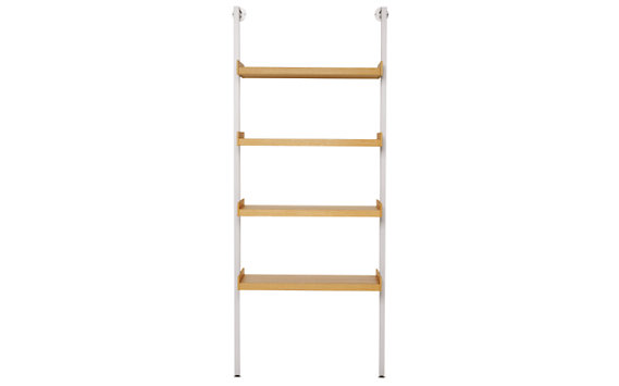 Treku Bookcase - 33 in. Complete Unit