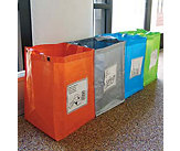 Recycling Bags - Set of 4