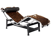 LC4 Chaise Longue - Cowhide