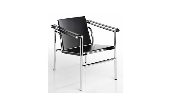 LC1 Sling Chair, Leather
