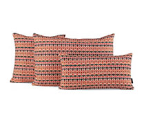 Maharam Pillow in Arabesque, 11x21