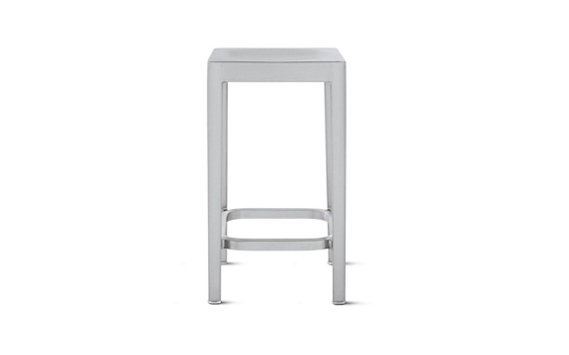 Emeco Counter Stool - Brushed