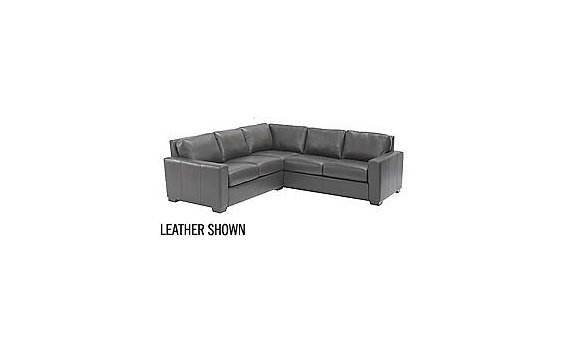 Portola Sectional in Fabric