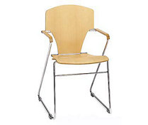 Egoa Armchair - Wood
